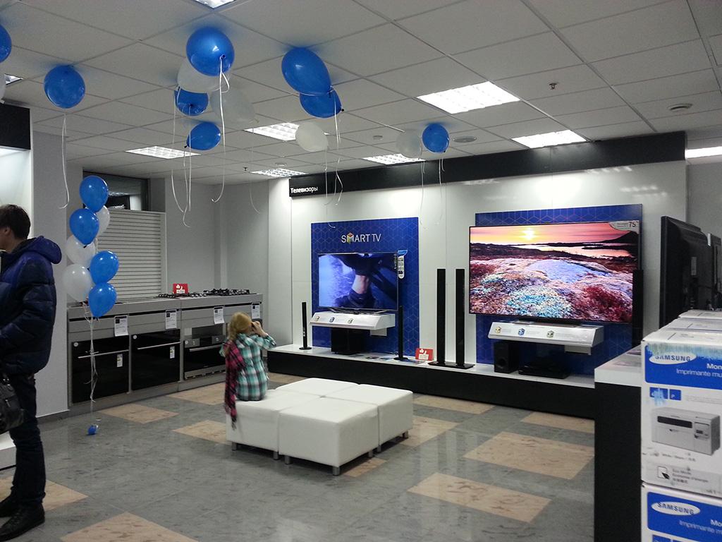 Сеть фирменных магазинов Samsung